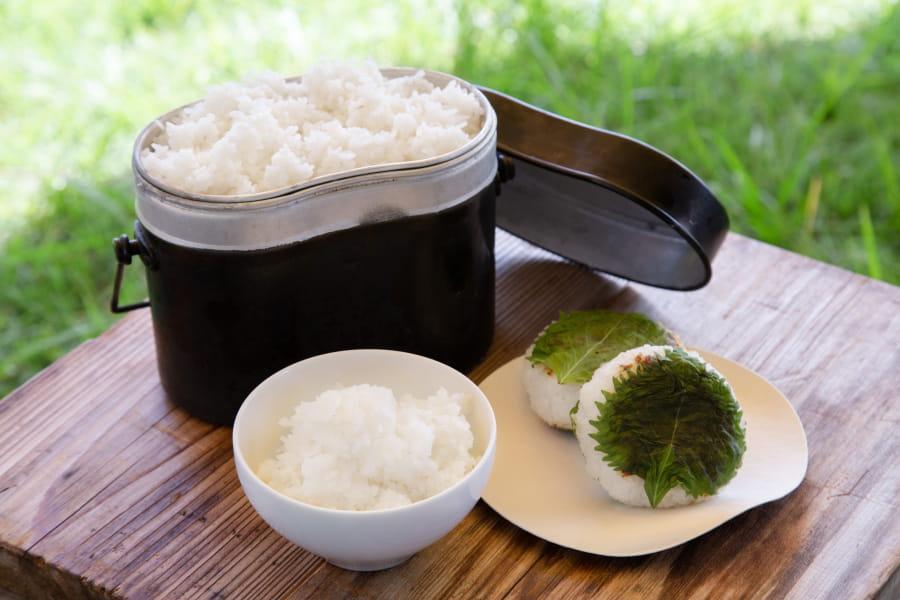 大地の米の写真